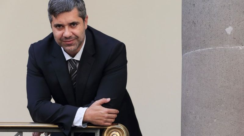 """Jesús Ramos:"""" Nos mueve la responsabilidad con la ciudadanía y es nuestra obligación"""""""