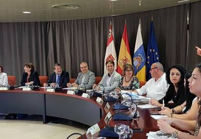 Cabildo y Radio ECCA constituyen el consejo asesor insular