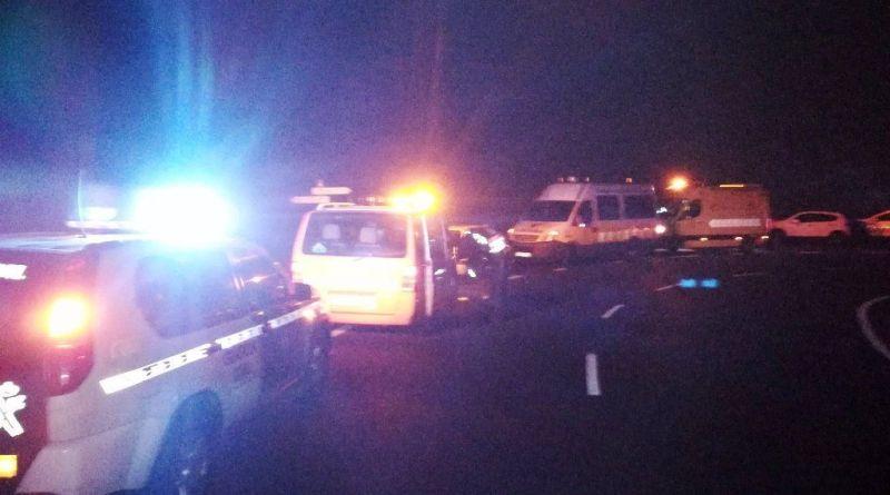 Fallece un joven de Agulo al salirse de la vía su coche y caer al barranco de La Madera, en Hermigua, La Gomera
