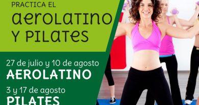 El Ayuntamiento incorpora Aerolatino y Pilates a las actividades del verano en San Sebastián