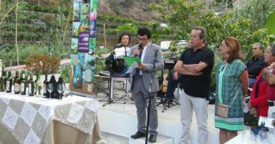 La Gomera presentó el pasado viernes su cosecha de vino 2016 en un acto memorable