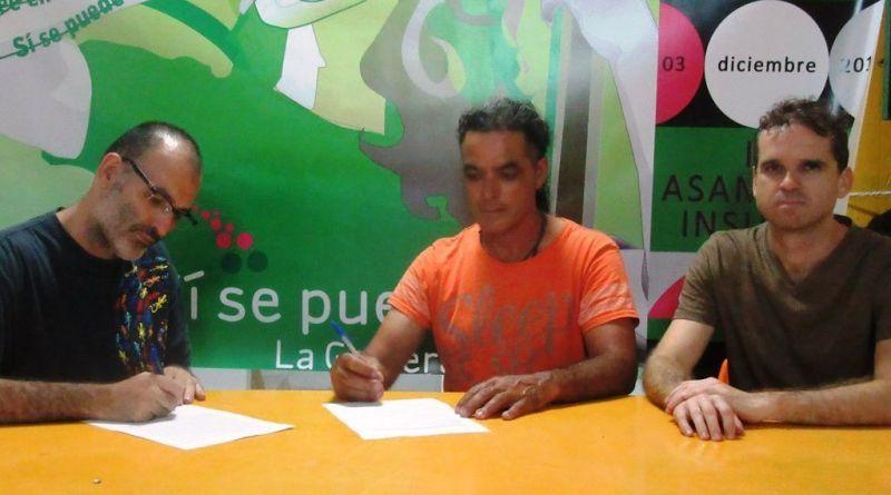 Sí se puede La Gomera otorga al Club de Caminantes La Taparucha dos mil euros