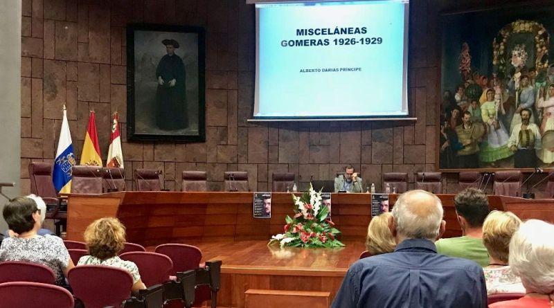 La Cátedra José Aguiar alcanza su ecuador en La Gomera