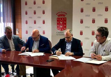 Cabildo y Tragsa firman un acuerdo para la conservación de la flora insular
