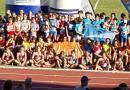 """Fantástico """"V Campeonato de Invierno de Menores"""" en Arona-Tenerife el pasado día 16"""