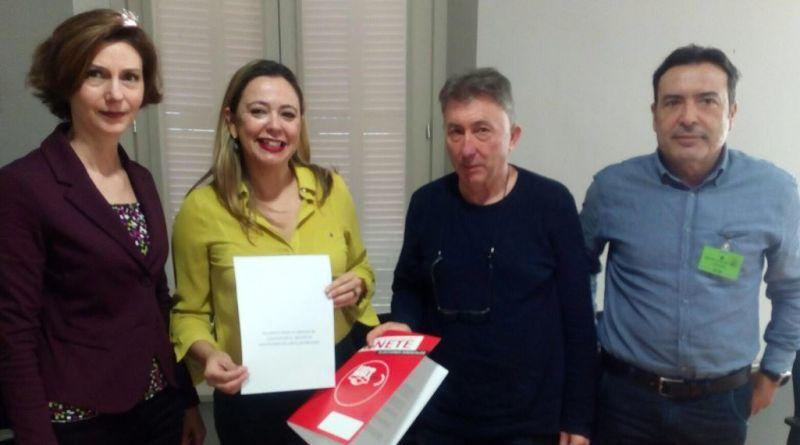 PSOE Canarias y UGT dan a conocer el gran pacto balear contra la precariedad laboral en el sector turístico