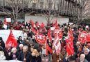 """Las razones de los pensionistas para volver a la calle: """"No se puede vivir contando céntimos"""""""