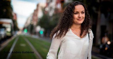 Alba Aula Méndez, de Valle Gran Rey y notaria a la primera y con solo 24 años