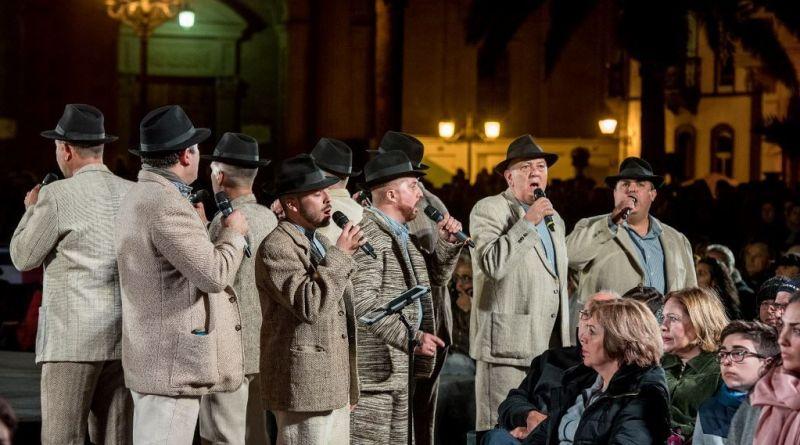 Los Gofiones presentan en La Gomera su memorable espectáculo '50 años por ti'