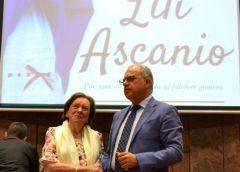 El Cabildo de La Gomera acogió el homenaje a la folclorista Lilí Ascanio