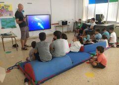 Hermigua continúa con las actividades de la Semana del Mar