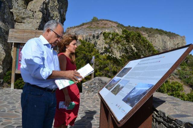 Resultado de imagen de La Gomera aspira a ser un destino turístico de bienestar y salud en Europa