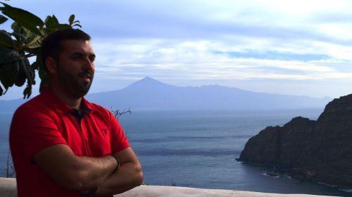 Yordan Piñero prepara reuniones con vecinos, Colectivos empresariales, culturales y deportivos de Hermigua