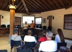 El Cabildo y Radio ECCA presentan en Vallehermoso un nuevo curso sobre el patrimonio de La Gomera