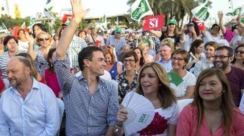 Pedro Sánchez manda el aviso a los barones de que el PSOE se juega todo el poder en dos meses