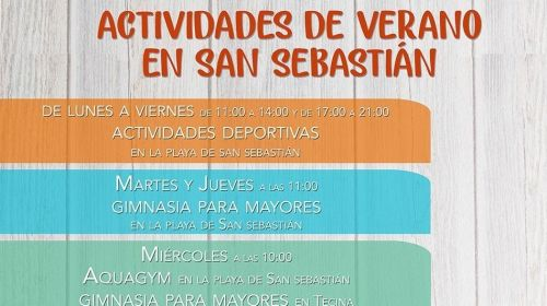 San Sebastián organiza un taller de escalada para este sábado dentro su programa de verano