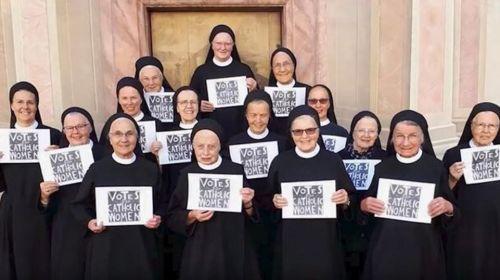 Las mujeres católicas se plantan y convocan una concentración en Roma para exigir plena igualdad en la Iglesia