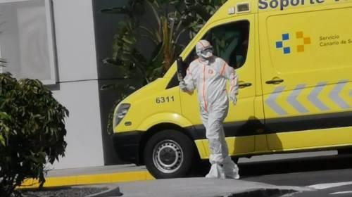 Una mujer residente en La Gomera que viajó a Italia da positivo por coronavirus