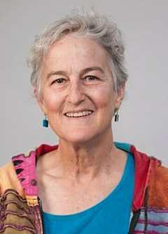 Headshot of Dr. Nancy Folbre, an economist at the University of Massachusetts Amherst.