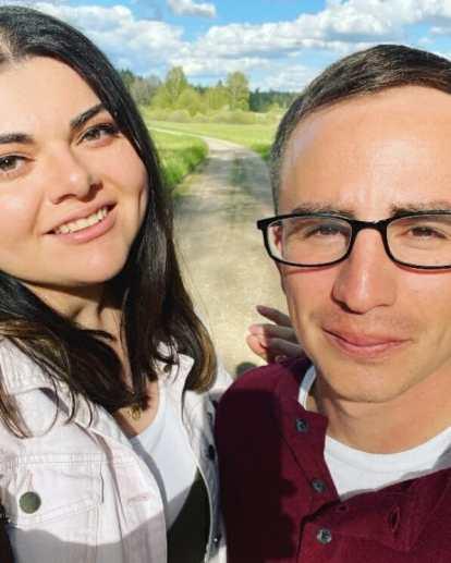 Anthony and Yasmin