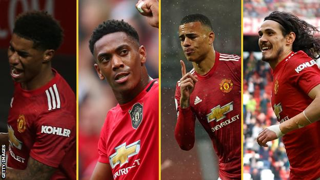 Sancho is poised to join an already fearsome United attacking line-up next season