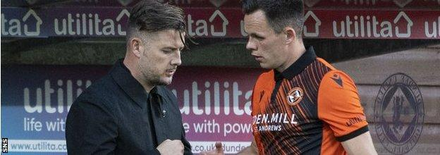 Will new manager Tam Courts reinvigorate Dundee United's star striker Lawrence Shankland?