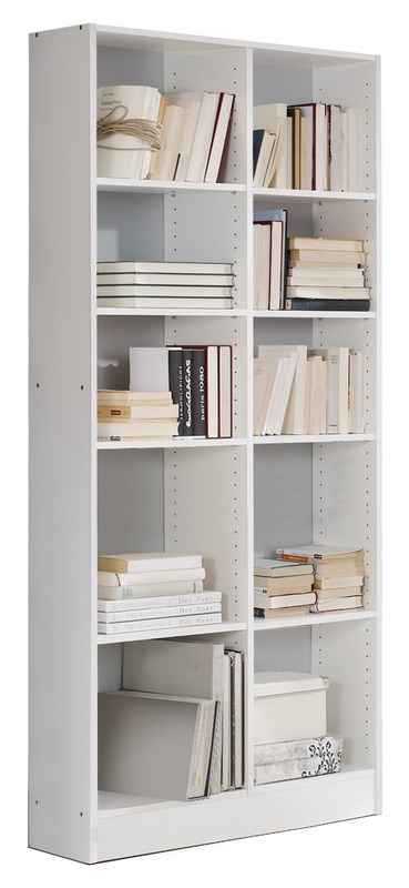 Libreria de melamina coleccin low cost El Tavolino