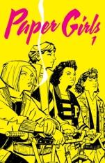 Paper Girls Brian K. Vaughan, Cliff Chiang, Matt Wilson