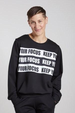KEEP YOUR FOCUS - Sweater von Elternhaus