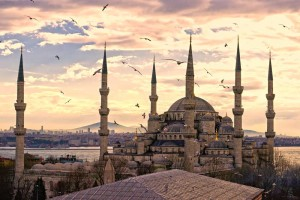 Turkey-Blue-Mosque-Istanbul