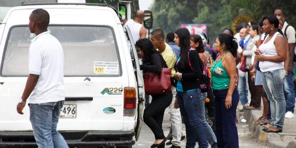 Informalidad en Colombia: medios de transporte ilegales - Archivo Digital  de Noticias de Colombia y el Mundo desde 1.990 - eltiempo.com