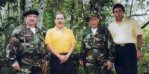 Proceso de paz: Encuentros de presidentes y jefes de la guerrilla - Archivo  Digital de Noticias de Colombia y el Mundo desde 1.990 - eltiempo.com