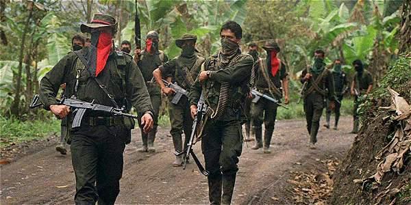 Chocó es uno de los departamentos de mayor influencia del Eln.