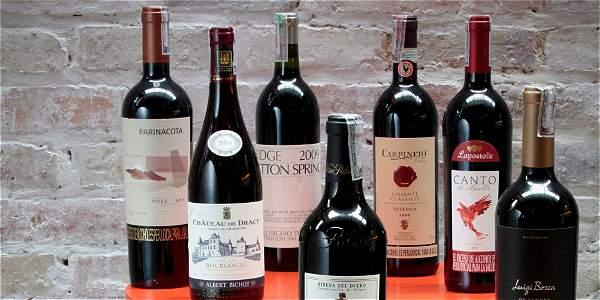 Todos estos vinos están en el mercado nacional y se consiguen por menos de $120 mil pesos.