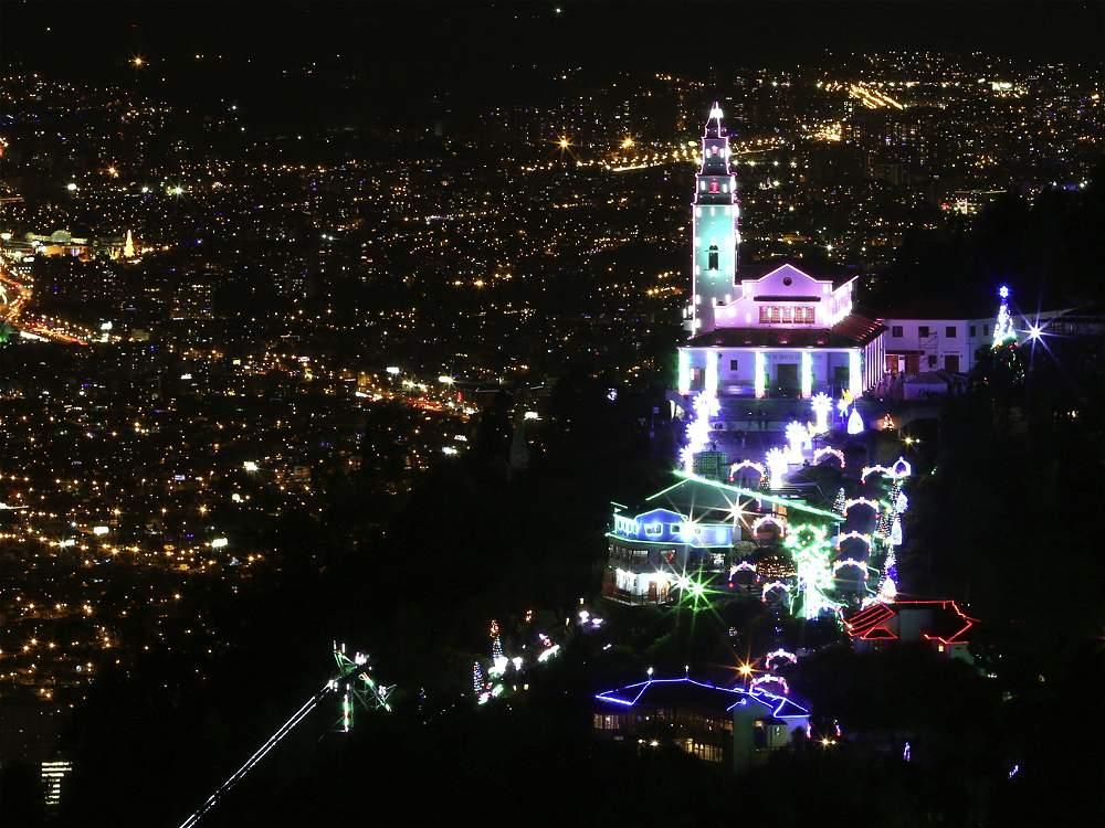 Navidad en Bogot  Colombia Mi Tierra Agencia de viajes