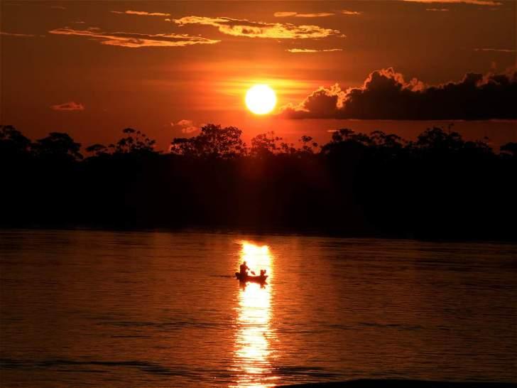 Los inesperados altos niveles del río Putumayo han afectado las chagras.