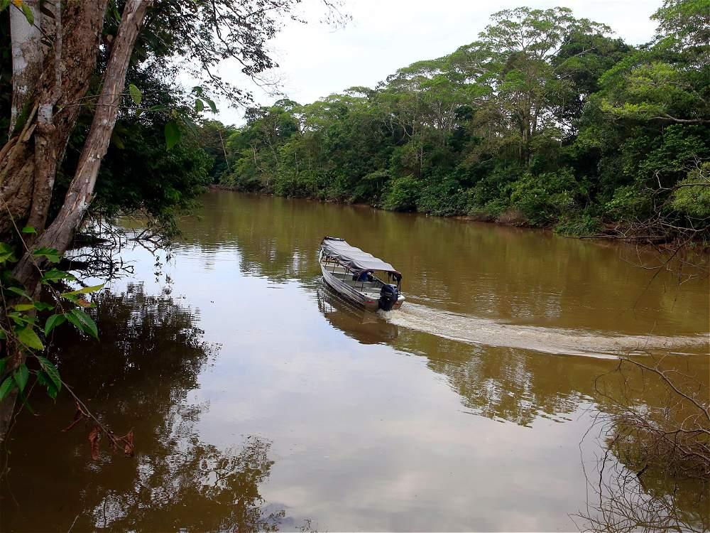 Gracias la belleza paisajística y a la biodiversidad, el Putumayo tiene un inmenso potencial para desarrollar la región como un destino de turismo de naturaleza.