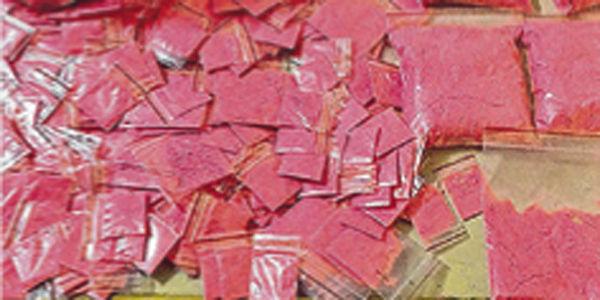 Crece consumo de cocana rosada en Bogot  Archivo Digital de Noticias de Colombia y el Mundo