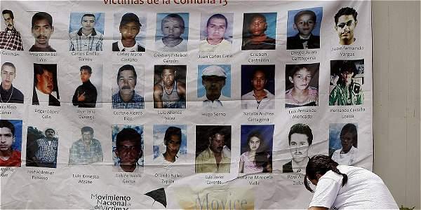Según Blanca Flórez, se trataría de 2.700 familias