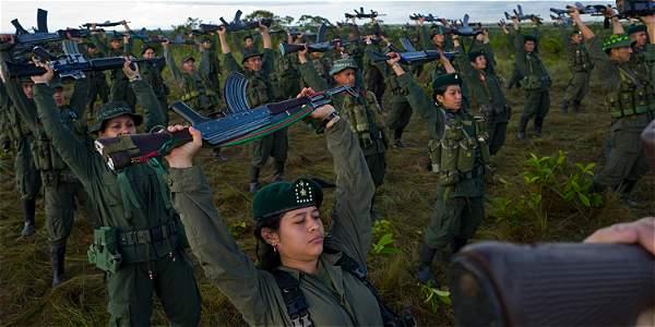 El comienzo del cese bilateral de fuego también permitirá concretar los puntos de concentración de las Farc.
