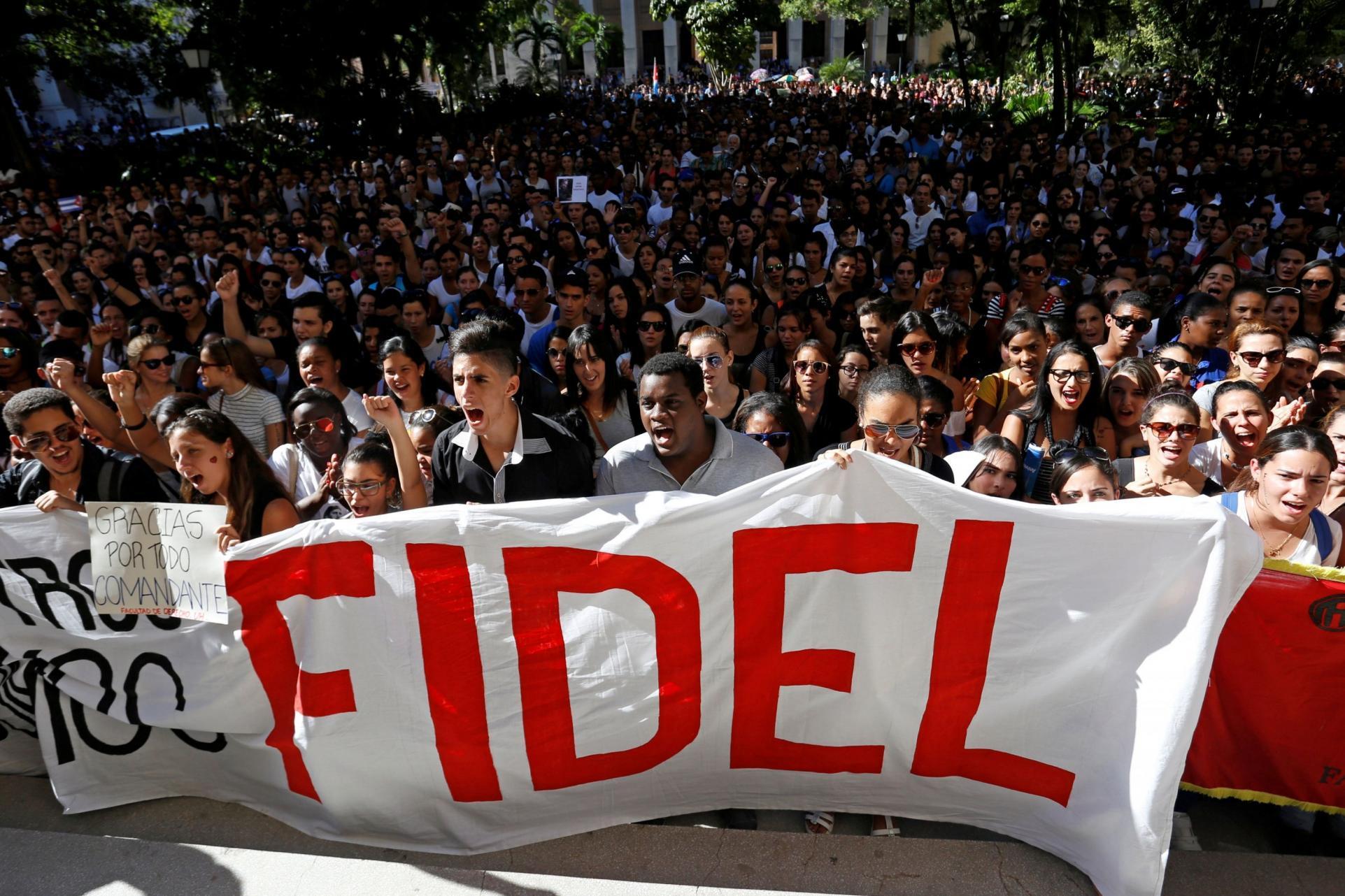 Resultado de imagen para El primer año sin Fidel