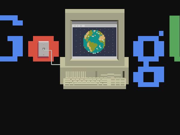Doodle de la web