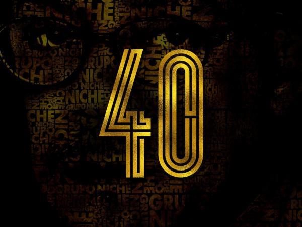 Álbum '40' del Grupo Niche