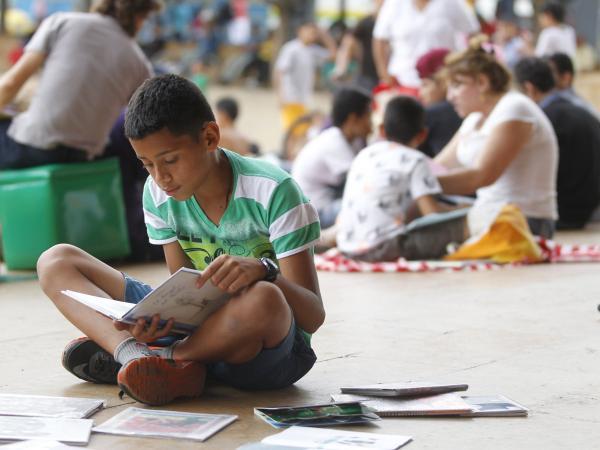 Lectura en Medellín