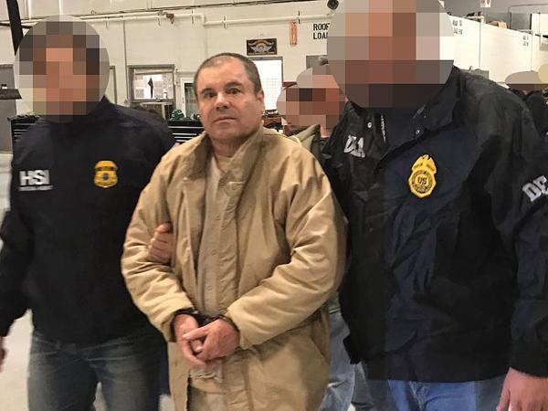 'Chapo' Guzmán