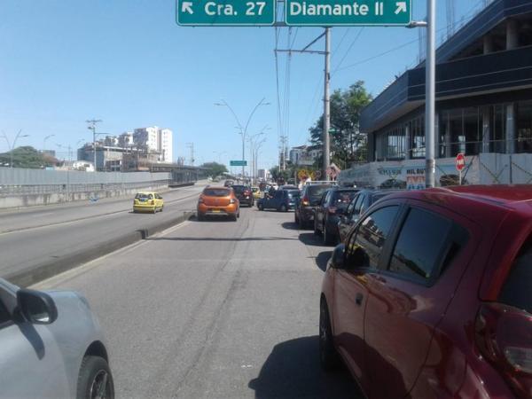 Protestas en Bucaramanga