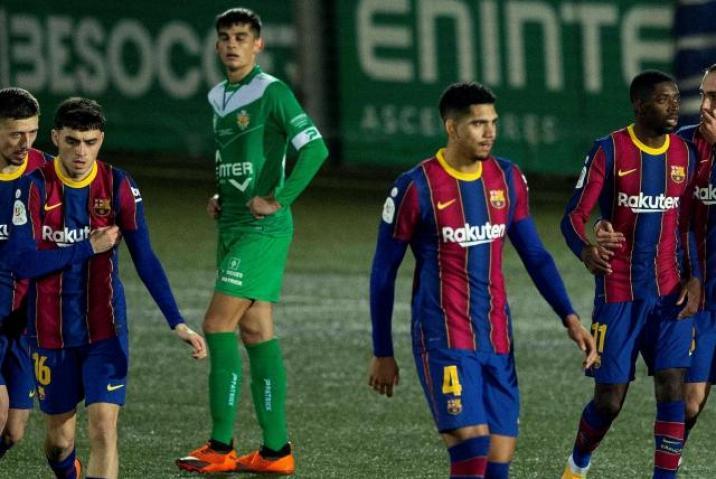 Copa del Rey 2021: Barcelona venció a Cornellà y clasificó a siguiente  ronda - Fútbol Internacional - Deportes - ELTIEMPO.COM