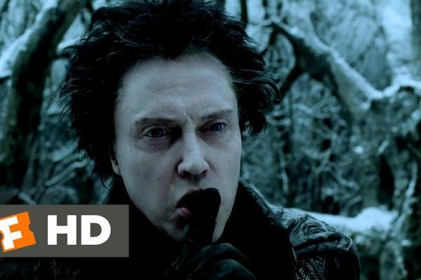 Sleepy Hollow (1/10) Movie CLIP - Death of the Hessian Horseman (1999) HD - Movieclips