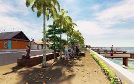 En marcha mejora imagen del Malecón de Río Lagartos