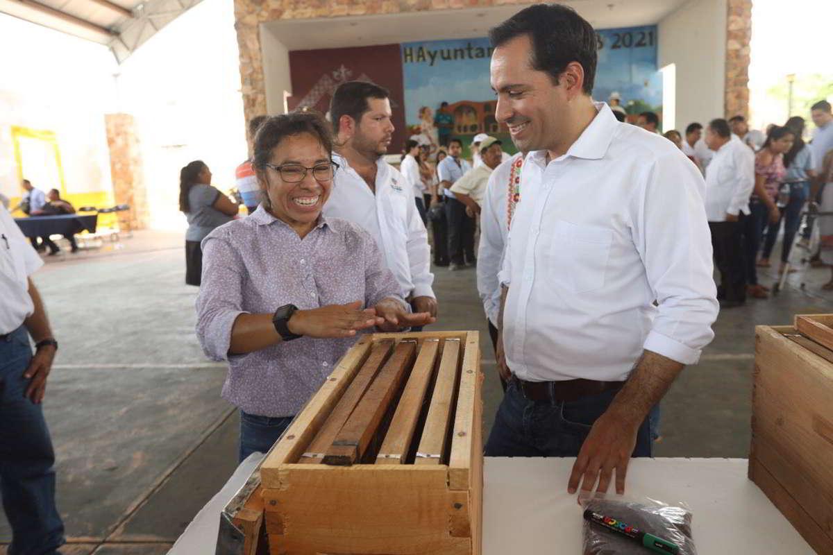 Impulso a la producción de miel en Yucatán